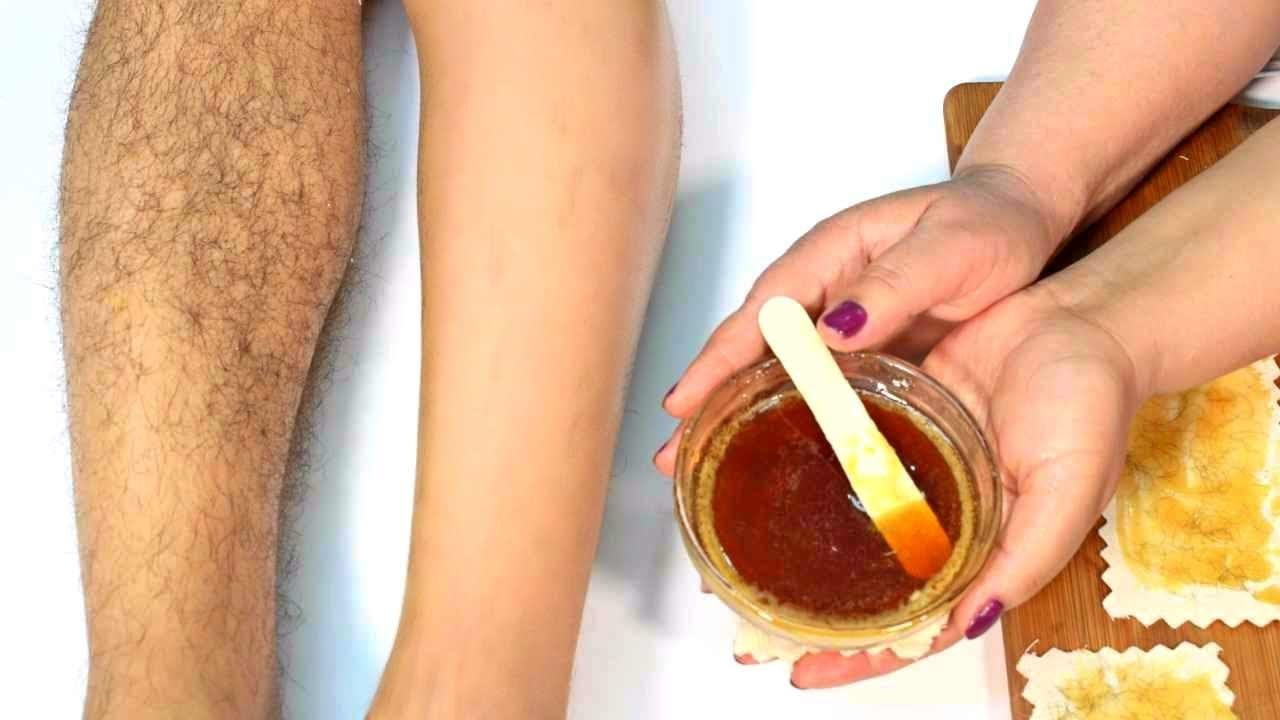Brazilian Wax Procedure